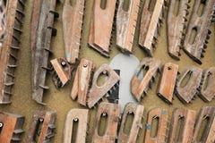 Sculptor's tools Stock Photos