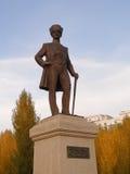 Sculpture à Astana Image libre de droits