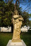 Sculpture à Coup-PA-dans le palais d'été Photo stock