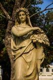 Sculpture à Coup-PA-dans le palais d'été Photo libre de droits
