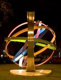 Sculpture à Lisbonne Photographie stock libre de droits