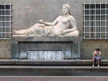 Sculpture - 2 Stock Photography