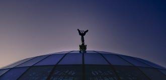 Sculpture-ange de la liberté Photos libres de droits