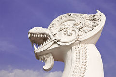 Sculpture of animal in Thai fairy tale Stock Image