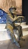 Sculpture by Antonio Gaudi Stock Photo