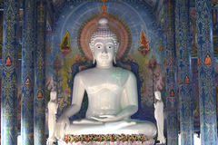 Sculpture, architecture and symbols of Buddhism, Thailand. South East Asia stock image