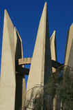 Sculpture at Aswan Dam Royalty Free Stock Photo