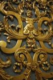 Sculpture baroque en ange photo stock