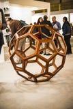 Sculpture.Begin 2014年ARCO,国际当代艺术Fa 库存图片