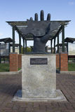 Sculpture on Canvey Island, Essex, England Royalty Free Stock Photo