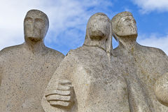 Sculpture by Carole Vincent Stock Photography