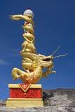 Sculpture chinoise photo libre de droits