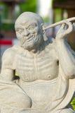 Sculpture chinoise en statues Photo libre de droits