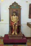 Sculpture of Christ Stock Photos