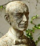 Sculpture of Composer Manuel de Falla Royalty Free Stock Images