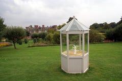 Sculpture at Croft Castle garden, England Stock Photography