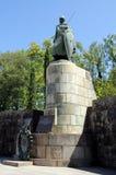 Sculpture d'Afonso Henriques photo libre de droits