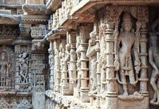 Sculpture d'Inde de vav de ki de Ravi photographie stock