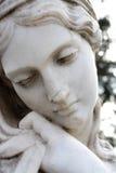 Sculpture d'une femme photographie stock