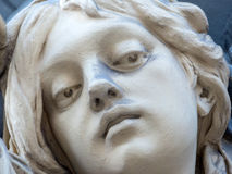 Sculpture d'une maison de ville Photographie stock libre de droits