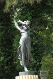 Sculpture `Dancer` arboretum, park in Sochi, Russia. Sculpture `Dancer` arboretum, park in Sochi, Khostinsky district, Kurortny prospect 74, Russia Stock Images