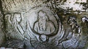 Sculpture dans la pierre Photographie stock libre de droits