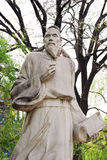 Sculpture de guoshoujing Image stock