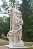 Sculpture de &#x22 ; Ivstitia&#x22 ; Photographie stock