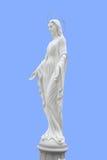 Sculpture de mère de Dieu Photographie stock libre de droits