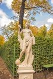 Sculpture de marbre Images libres de droits