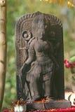 Sculpture de offre en balinese Image libre de droits