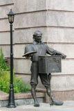 Sculpture de pape Carlo photographie stock libre de droits