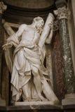Sculpture de St Andrew Images libres de droits