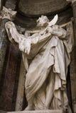 Sculpture de St Bartholomew Photos stock