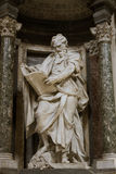 Sculpture de St Matthew image stock