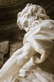 Sculpture de St Matthew image libre de droits