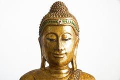 Sculpture de tête de Bouddha Image libre de droits