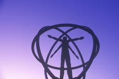 Sculpture dedicated to Christopher Columbus, Denver, Colorado Stock Photography