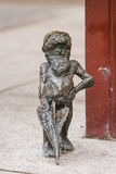 Sculpture des nains Image libre de droits