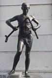 Sculpture du Béquille-rupteur image stock