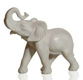 Sculpture of an elephant Royalty Free Stock Image