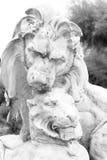 Sculpture en amour Image stock