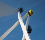 Sculpture en anniversaire de Porsche au festival de Goodwood de la vitesse 2013 Images stock