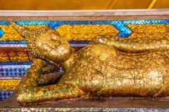 Sculpture en Bouddha Image stock