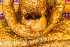 Sculpture en Bouddha Images stock