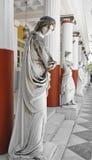 Sculpture en femme Image libre de droits