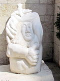Sculpture 2012 en Jaffa Photographie stock