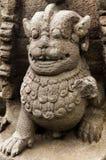 Sculpture en lion Image libre de droits