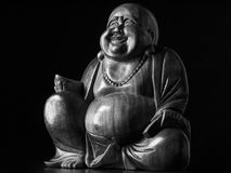 Sculpture en Maitreya Photographie stock