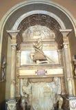 Sculpture en Montserrat, Espagne Images stock